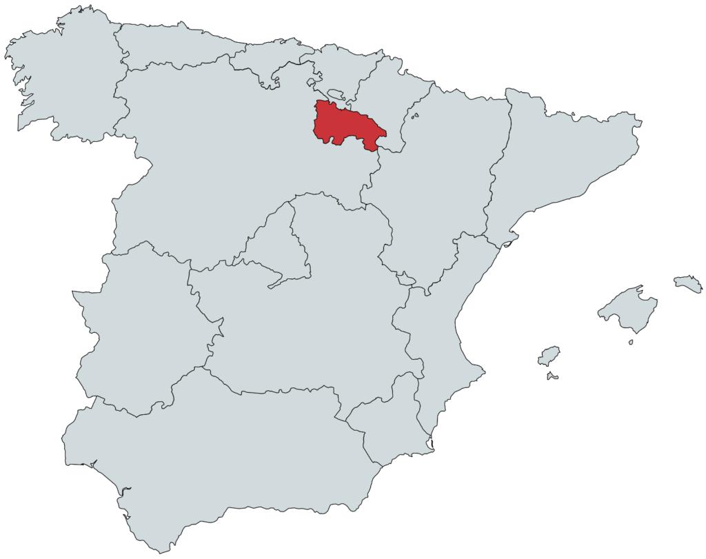 Rioja vinregion