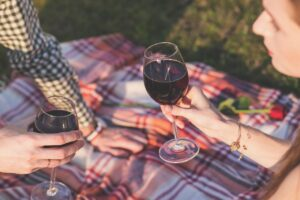 Derfor kan vinen være god på en date